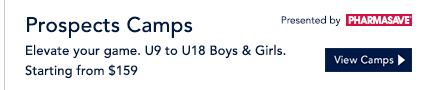 Whitecaps FC Prospects Camps