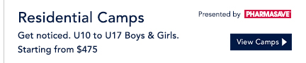 Whitecaps FC Residential Camps