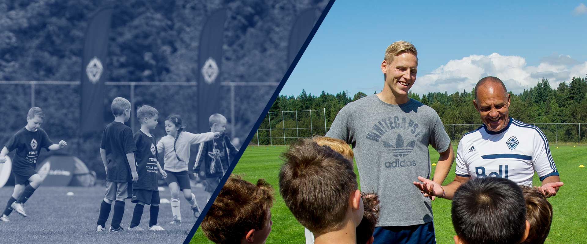 Whitecaps FC Youth Camps