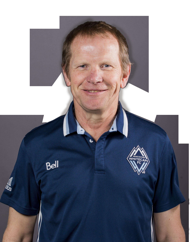 Bart Choufour - Head Coach Boys Mainland & Pre-MLS Academy