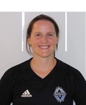 Erin McNulty - Head Coach Mainland Goalkeeper Academy