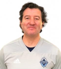 Pedro Dias - Head Coach Saskatchewan